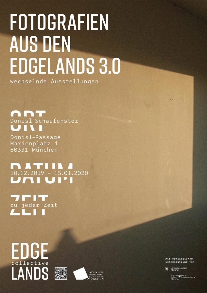 Edgelands Are My Paris – University of Applied Sciences Munich, Department of Design
