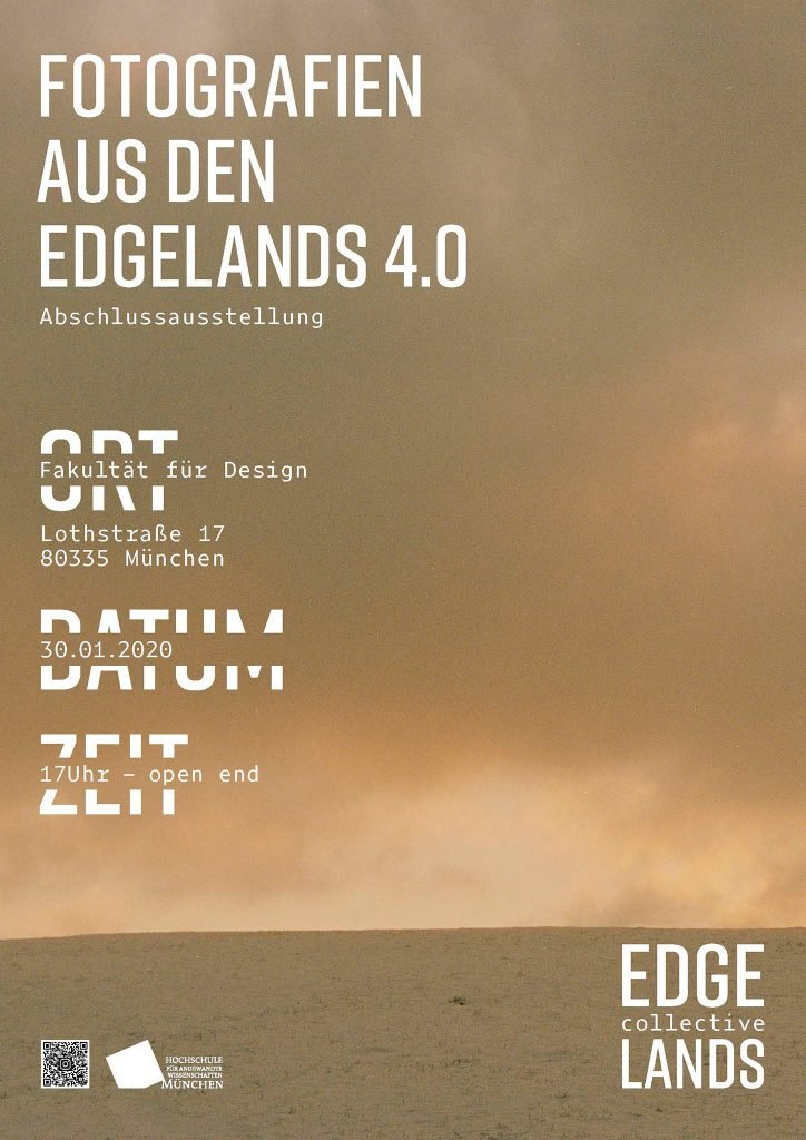 Edgelands Are My Paris – University of Applied Sciences Munich, Department of Design
