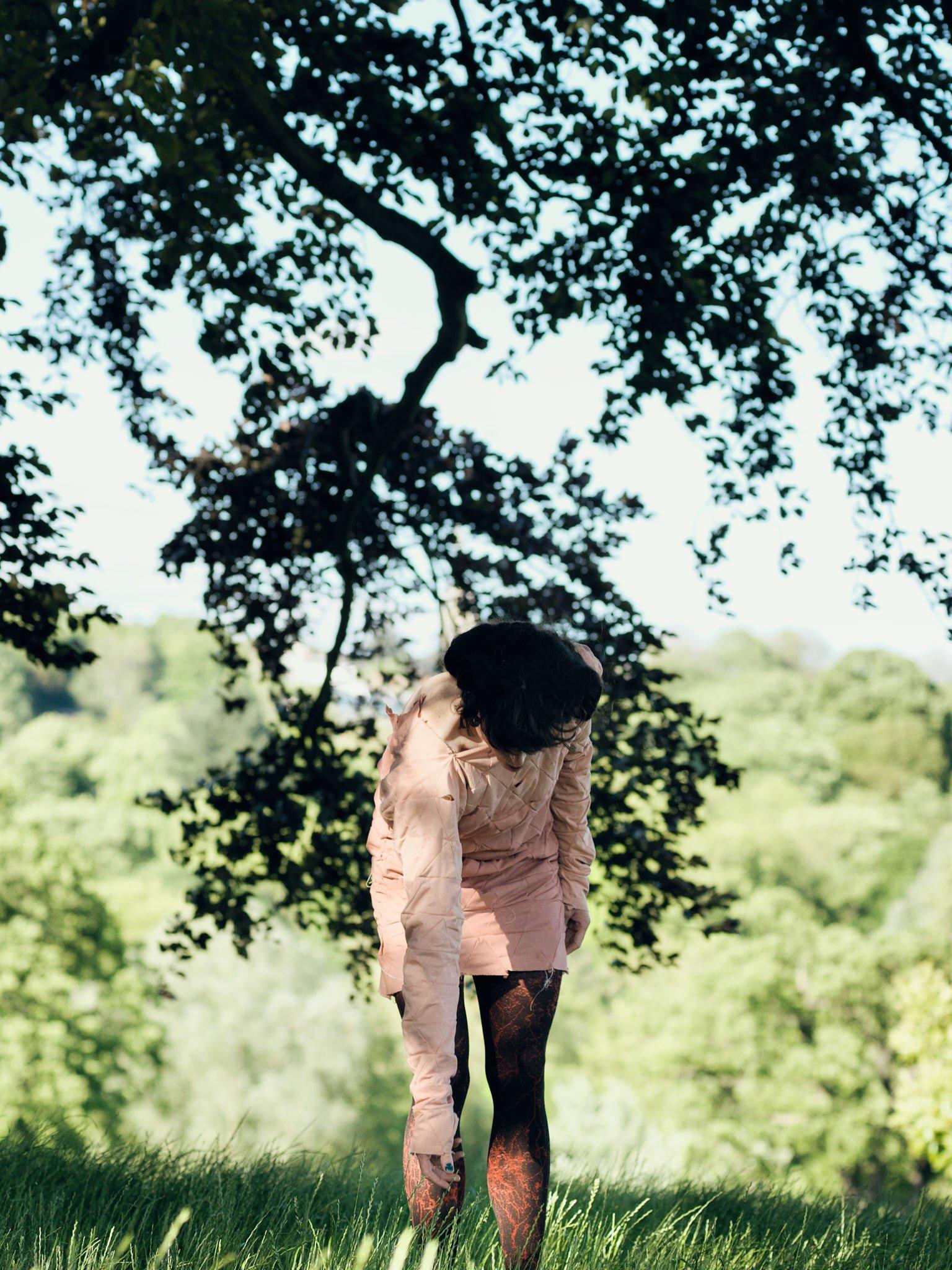 Adam Christensen – photographed at Hampstead Heath