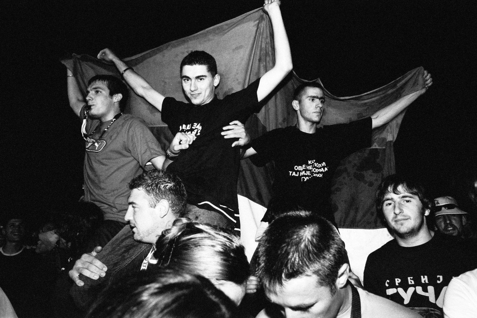 Fans – Guča, Dragačevski Sabor