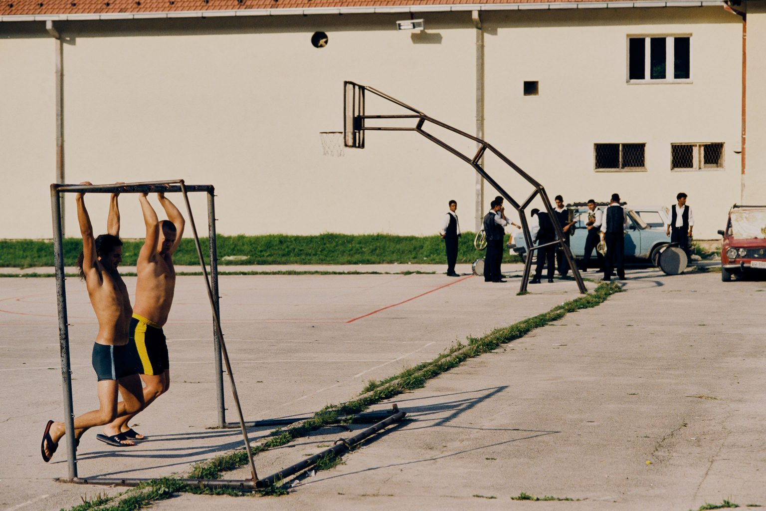 Chin-up – Guča, Dragačevski Sabor