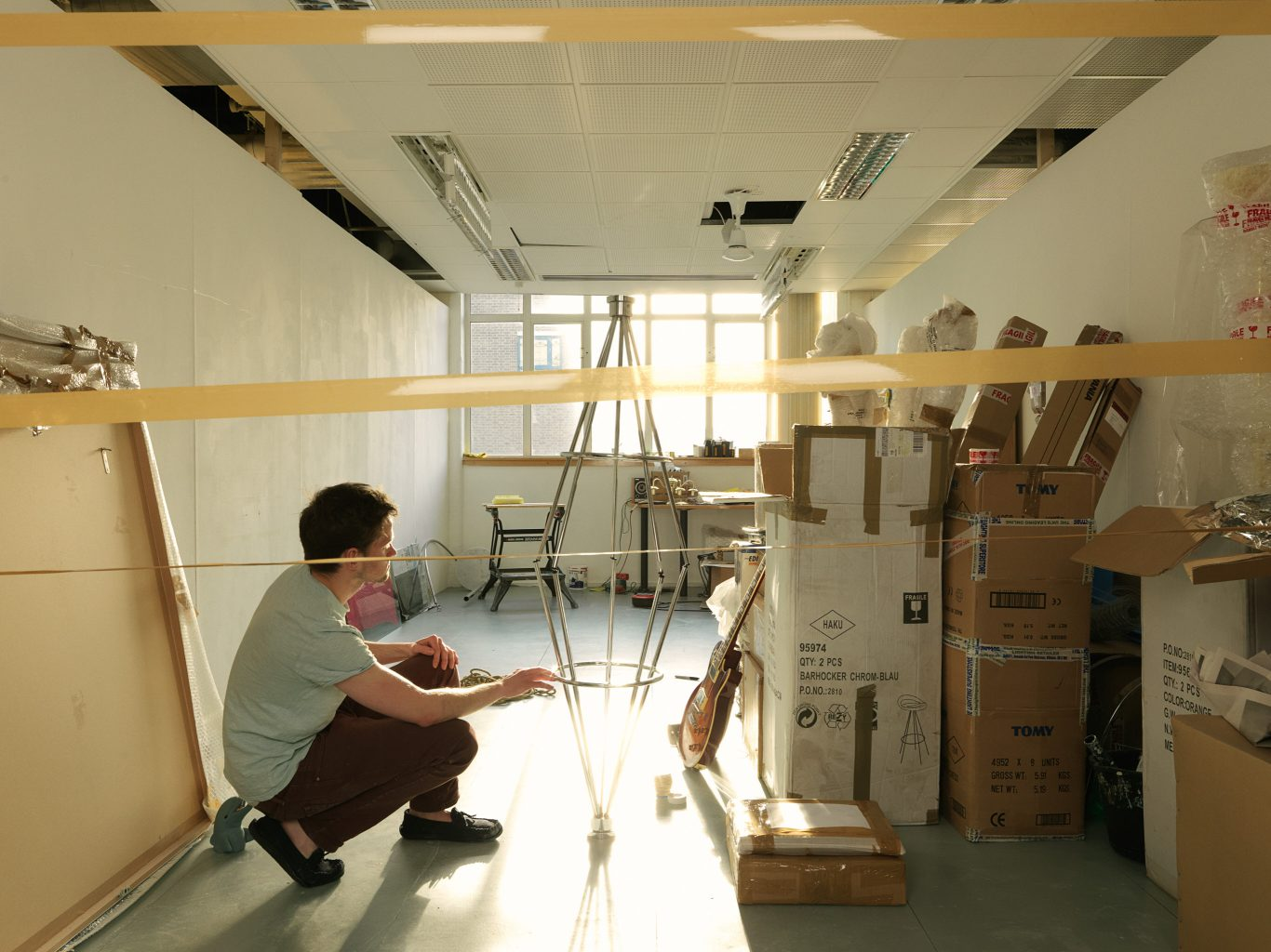 #19 – The Nomadic Studio—Art, Life and the Colonisation of Meanwhile Space