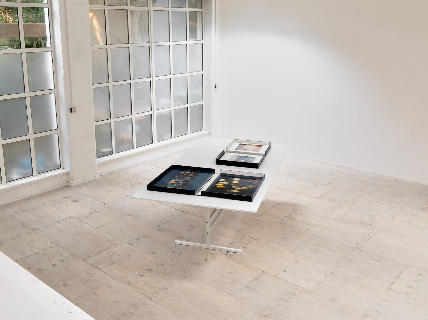 The Parallax' at  Woodmill Projects – 'The Floating World' (Michael Heilgemeir) and 'The Legal Alien' (Keisuke Kamiyama)